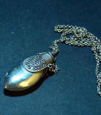 银香囊项链