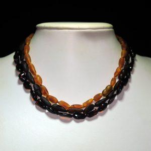 琥珀串项链 3