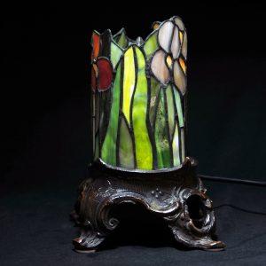 Tiffany Style 嵌花玻璃环境装饰灯